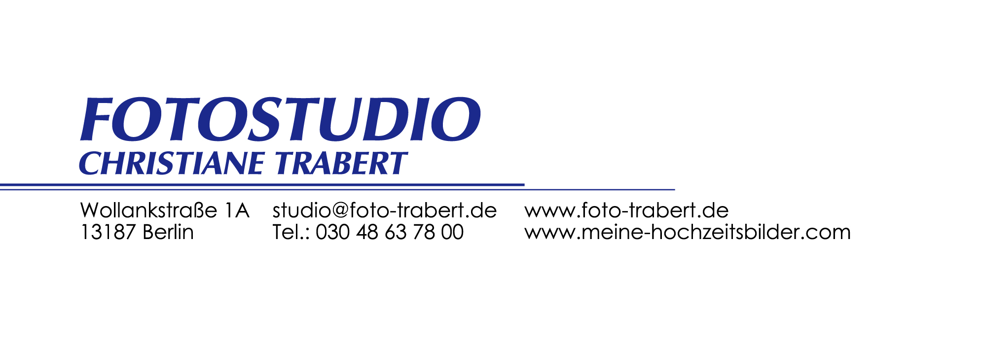 Fotostudio Christiane Trabert